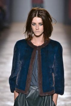 Ready to wear fall 2014 - Milan - Simonetta Ravizza - Sagafurs