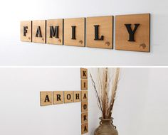 Add a bit of creative charm to your walls. Grab a laser engraved word wall hanging for $29 from Kiwi Krafts. Select from six words – Dream, Aroha, Hope, Peace, Family or Kia Ora.