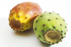 How to make a beautiful and delicious syrup from prickly pear cactus fruit.