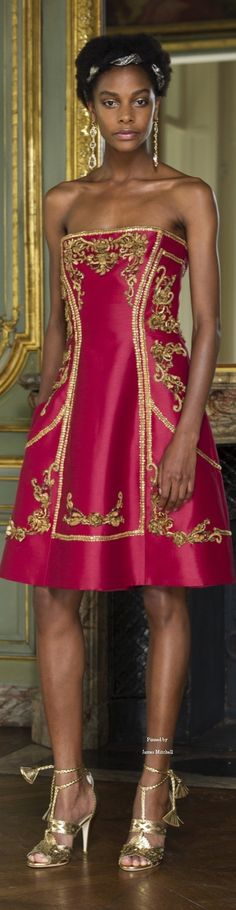 Alberta Ferretti Limited Edition Fall 2015 Couture with <3 from JDzigner www.jdzigner.com