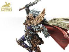 GOLD Fulgrim! Order at www.miniaturepainters.com