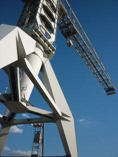 Nantes Nantes France, Loire, Crane, Lifestyle, Architecture, City, Contemporary Art, Brittany, Landscapes