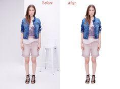 Change Background, Denim, Jackets, Tops, Women, Fashion, Down Jackets, Moda, Fashion Styles