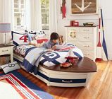I have been in love with this bed for over 2 years.....perfect for a little boy!