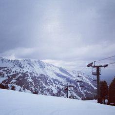 #skiing #powdermountain #utah