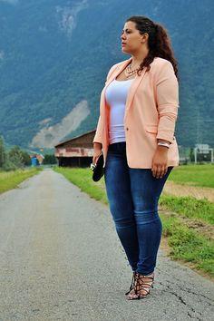 A Plus Size Girl Who Loves Fashion Clothing, Shoes & Jewelry - Women - Plus-Size - Wantdo - women big size clothes - http://amzn.to/2lfaYAF