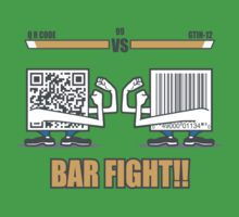 Bar Fight by DetourShirts