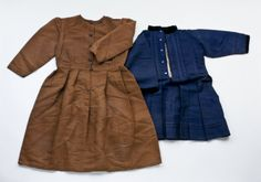 Vintage Amish Girl's Dresses