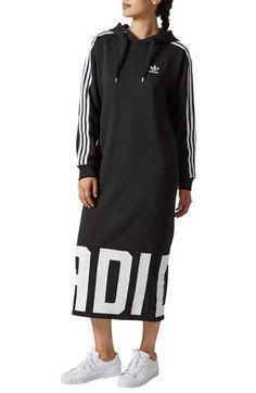 8cb8d7565cb085 ADIDAS ORIGINALS BOLD AGES HOODED DRESS.  adidasoriginals  cloth   Adidas  Vrouwen