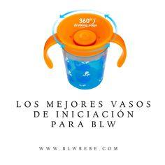 Los mejores vasos para BLW ⋆ www.blwbebe.com Vases, Get Well Soon, Finger Foods, Baby Bottles, Dishwasher, Accessories, Products