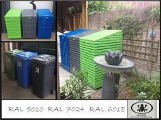 NIEUW : nnn NU LEVERING DOOR HEEL NEDERLAND !!   Met ruim 4 miljoen containers in Nederlanddie dagelijks nodig zijn om ons huisvuil te deponeren gaat elke gemeente steeds meer containers...