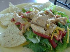 365 Days of Slow Cooking: Recipe for Slow Cooker Sour Cream Chicken Taco Filling