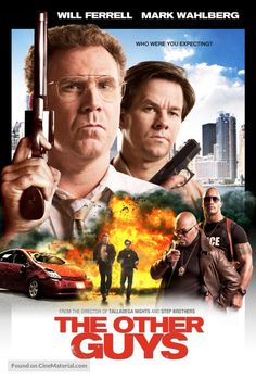 The Other Guys hela streama film hd undertexter svensk Action Movies, Hd Movies, Movies Online, Movies And Tv Shows, Movie Tv, Movie List, Will Ferrell Mark Wahlberg, Dwayne Johnson Movies, Talladega Nights