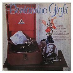 Beniamino Gigli é na vinil records, venda de vinil online.