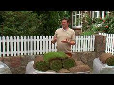 #Rollrasen, kleidet Ihren #Garten schnell in ein grünes Gewand. www.ericclassen.de