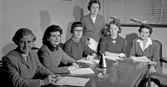 Women Scientists at NASA in January 1959 Photography http://ift.tt/2hwvOcr #Pinteresting
