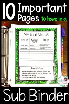 Sub binder Oil Painting oil rubbed bronze spray paint Substitute Teacher Binder, Sub Binder, Writing Lesson Plans, Writing Lessons, Classroom Management Tips, Class Management, Beginning Of School, Middle School, Teacher Organization