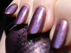 China Glaze Hologlam When Stars Collide *click for more*