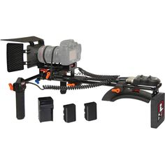 Vidpro MR-400 Motorized Focus & Zoom Rig
