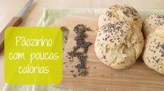 """Receita de pãozinho """"salva dieta"""" para lanche da tarde: menos calorias e mil benefícios - Bolsa de Mulher"""