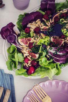 Im Herbst und Winter ist es in der Regel so, dass man weniger Salat isst.   Erstens freut man sich auf deftigere Speisen, auf di...