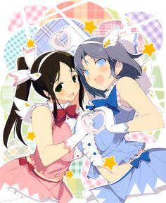 senran kagura Part 1 - - Anime Image Anime Style, All Anime, Anime Art, Yandere, Picture Wall, Book Art, Wings, Kawaii, Cartoon