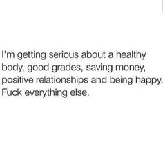 Yup this school year im not worried about all these petty bitches and all the fake drama bullshit people talk. This school year im all about ME! - quote - better me motivation Motivacional Quotes, Real Quotes, Mood Quotes, True Quotes, Positive Quotes, Quotes To Live By, Queen Quotes, Wise Words, Decir No