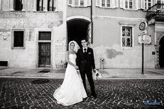 Daniele e Sara   splendida giornata a Trento   fotografie di matrimonio