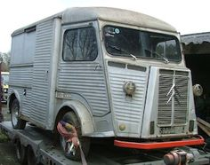 Eurocar Imports Transforms Citroen H Vans Into Modern Day Food ...