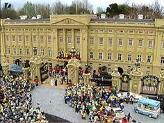 Royal Wedding in Lego