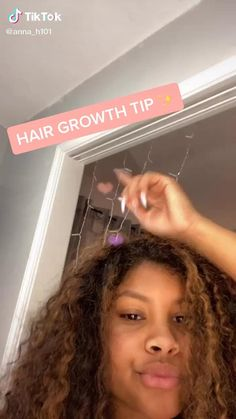 Natural Hair Growth Tips, Protective Hairstyles For Natural Hair, Natural Hair Tutorials, Natural Hair Styles, Curly Hair Tips, Curly Hair Care, 4c Hair, Curly Hair Styles, Belleza Diy