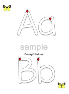 Looking for free preschool printable worksheets for your kids to welcome Spring or simply to study butterflies? Try these worksheets that I made for my daughter! Printable Preschool Worksheets, Free Preschool, Preschool Themes, Worksheets For Kids, Learning The Alphabet, Kids Learning, Butterfly Books, Lacing Cards, Butterfly Life Cycle