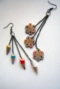 Fashion color pencil