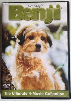 Benji Ultimate 4-Movie Collection Benji, Love of Benji, Off the Leash, Christmas