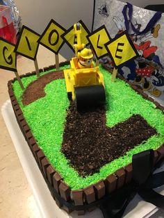 Rubble paw patrol birtday cake