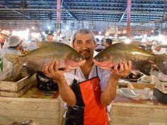 Manaus...Tambaqui fish