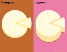 Paris vs New York, a tally of two cities: le fromage