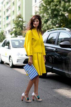 Milan Fashion Week Spring 2014