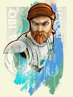 Clone Wars Obi-Wan Kenobi