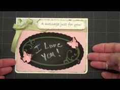 Lacy Labels Cricut Cartridge And Chalk Paper