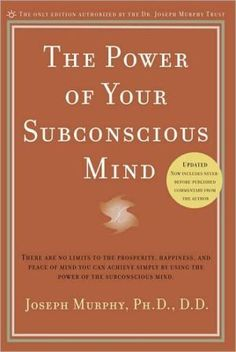 The Power of Your Subconscious Mind: Dr. Murphy combines time-honored spiritual wisdom with cutting-edge scientific research to explain the influence of the subconscious mind on everything you do. And he presents simple, practical, and proven-effective e Motivational Books, Inspirational Books, Motivational Speakers, Good Books, Books To Read, My Books, Books By Black Authors, Reading Lists, Book Lists