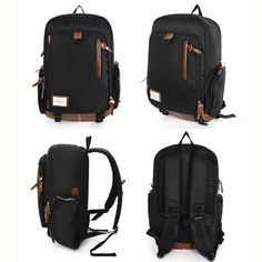 15 Laptop Backpack College Backpacks for Men Y Master 013