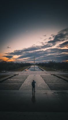 Lincoln Memorial, Washington Dc, Empty, Sunrise, Photo And Video, Instagram, Sunrises