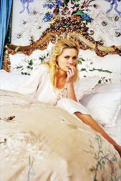 Kirsten Dunst as ill-fated Queen Marie Antoinette, 2006