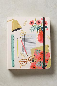 Get prepared for the new year with 2020 planners and calendars. Shop cute 2019 planners and week by week agendas in florals, prints, and more. Planners, Notebook Cover Design, Cute Stationary, Doodles, Pencil Boxes, Rifle Paper Co, Branding, Planner Organization, Paper Goods