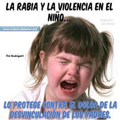 La rabia y la violencia en el niño
