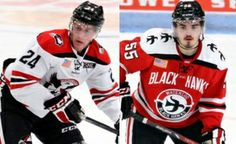 United States Hockey League - Waterloo Duo Makes College Commitments