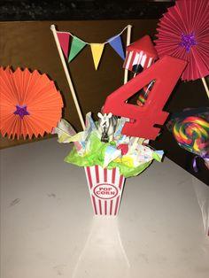 Circus theme ideas