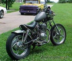 1994 Suzuki GN 125