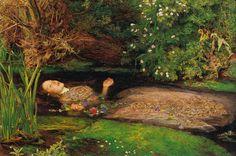 Ofélia nutriu o imaginário de diversos pintores e poetas e, ainda hoje, continua a incitar o interesse de artistas atuais.  http://sergiozeiger.tumblr.com/post/125130699103/of%C3%A9lia-nutriu-o-imagin%C3%A1rio-de-diversos-pintores-e  O quadro de John Everett Millais é uma das mais famosas representações de Ofélia, mas no mesmo período diversos pintores representaram suas versões de Ofélia.